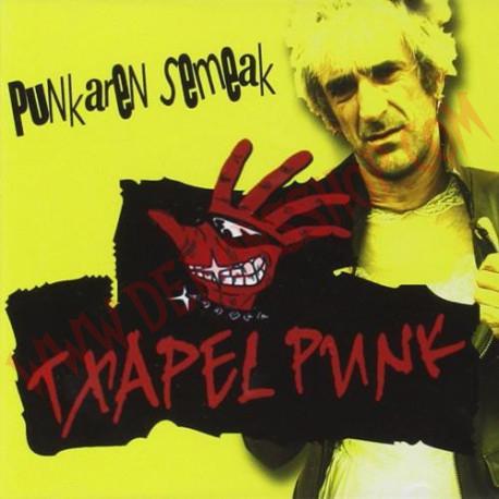 CD Txapelpunk – Punkaren Semeak