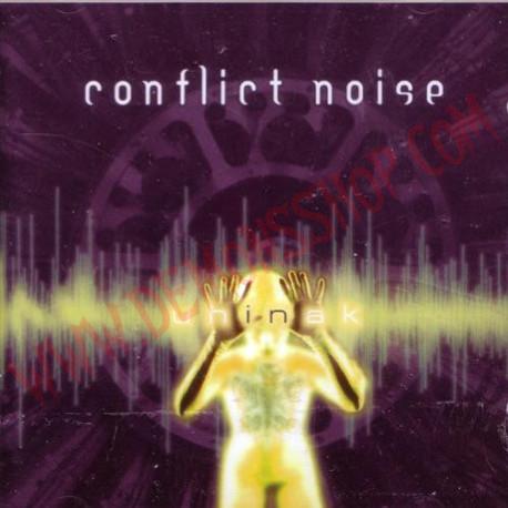 CD Conflict Noise – Uhinak
