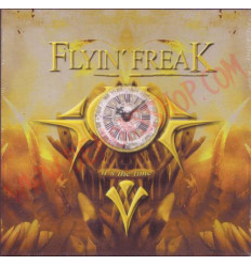 CD Flyin' Freak – It's The Time