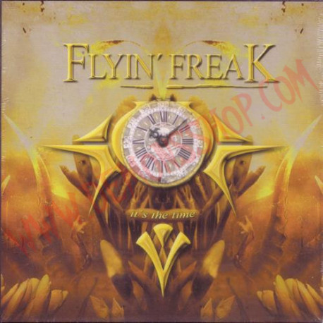 CD Flyin' Freak ‎– It's The Time