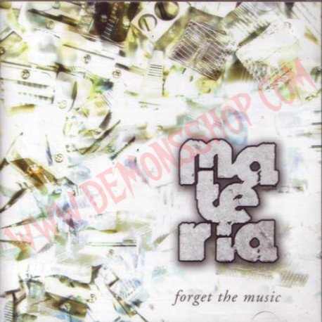 CD Materia – Forget The Music
