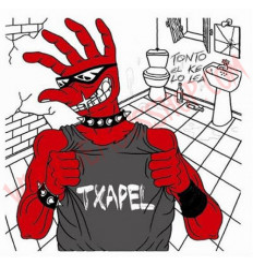 CD Txapelpunk – Tonto El Ke Lo Lea