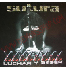CD Sutura – Luchar Y Beber