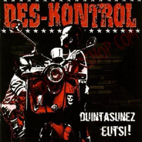 CD Des-kontrol – Duintasunez Eutsi!