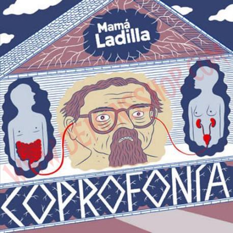 CD Mama Ladilla - Coprofonía