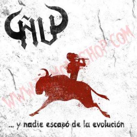 CD Ñu - Y nadie escapo de la evolucion