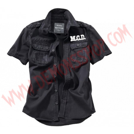 Camisa MC MCD