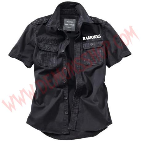 Camisa MC Ramones