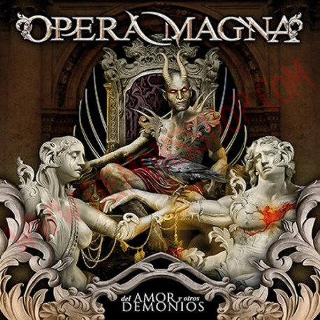 CD Opera Magna - Del Amor y Otros Demonios