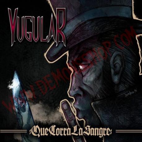 CD Yugular - Que corra la sangre