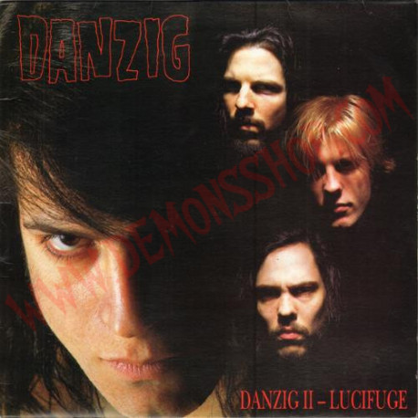 Vinilo LP Danzig - Lucifuge
