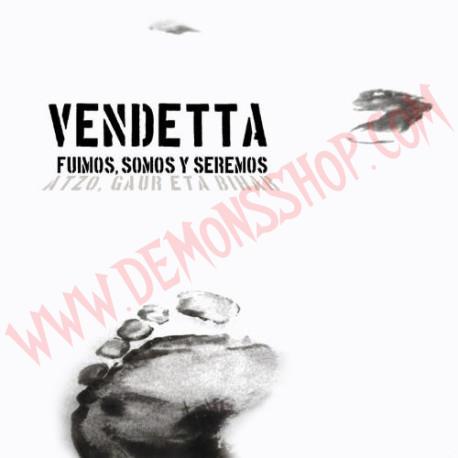 CD Vendetta - Fuimos, Somos y Seremos