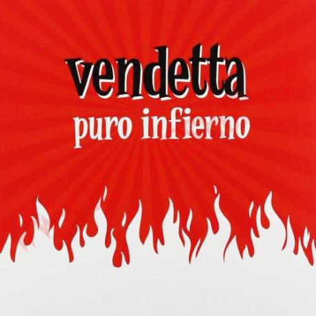 CD Vendetta - Puro Infierno