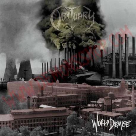 CD Obituary - World Demise