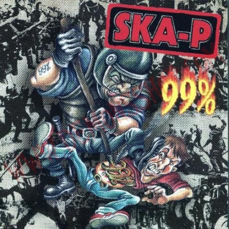 Vinilo LP Ska-P - 99%