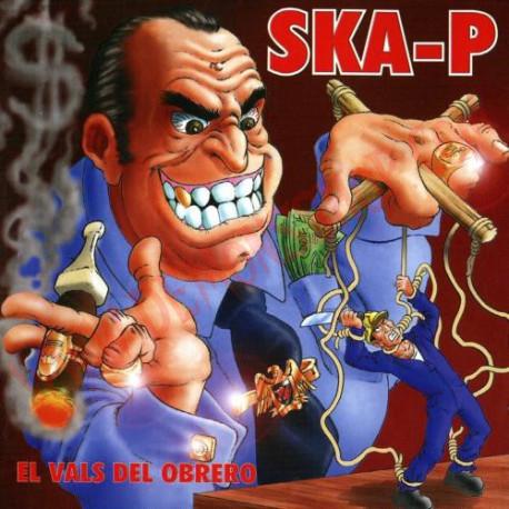 Vinilo LP Ska-P - El Vals Del Obrero