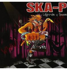 CD SKA-P - Lágrimas Y Gozos