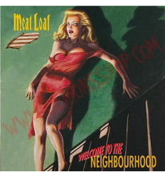 Vinilo LP Meat Loaf - Welcome To The Neighbourhood