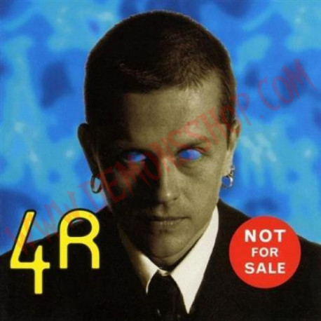 CD 4R ‎– Not For Sale