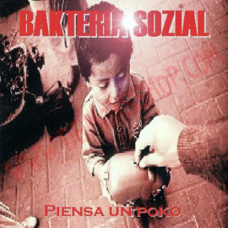 CD Bakteria Sozial – Piensa Un Poko
