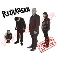 Vinilo LP Putakaska - Edicion Limite / Pegarles Fuego