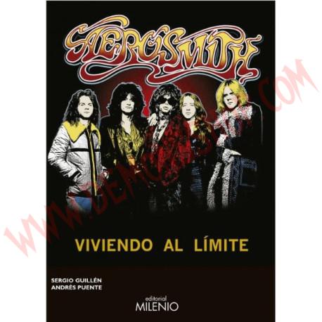 Libro Aerosmith: viviendo al límite