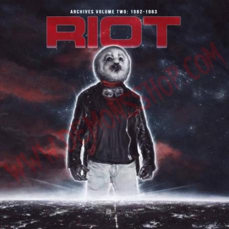 DVD Riot - Archives Volume 2: 1982-1983