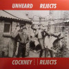 Vinilo LP Cockney Rejects ‎– Unheard Rejects