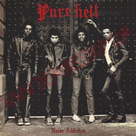 Vinilo LP Pure Hell – Noise Addiction
