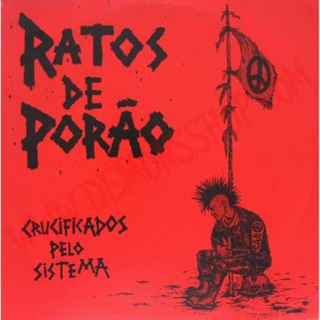 Vinilo LP Ratos De Porão – Crucificados Pelo Sistema