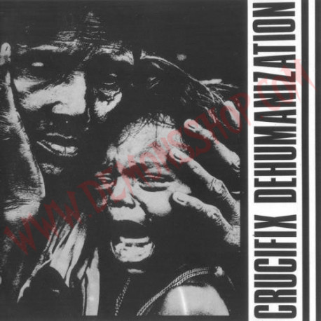 Vinilo LP Crucifix ‎– Dehumanization