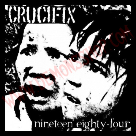 Vinilo LP Crucifix – Nineteen Eighty-Four