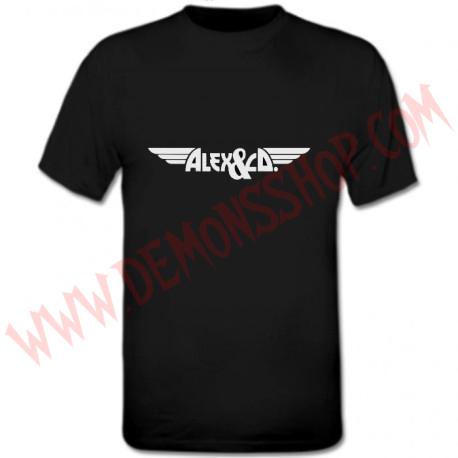Camiseta MC Alex & Co