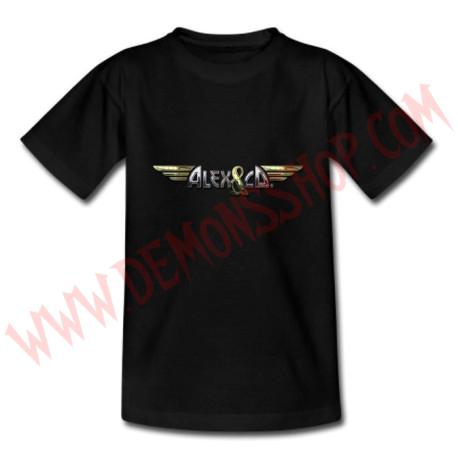 Camiseta Niño Alex & Co