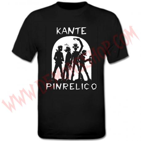 Camiseta MC kante Pinreliko