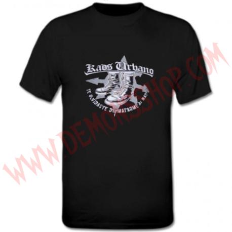 Camiseta MC Kaos Urbano