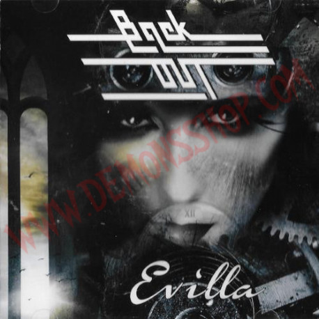 CD Back Out ‎– Evilla