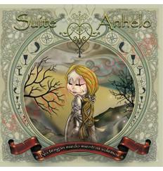 CD Suite Anhelo – No Tengan Miedo Mientras Volemos