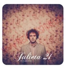 CD Julieta 21 – Equilibrio