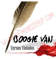 CD Boogie Van - Versos Violados