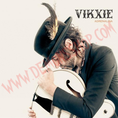 CD VIKXIE - Adrenalina