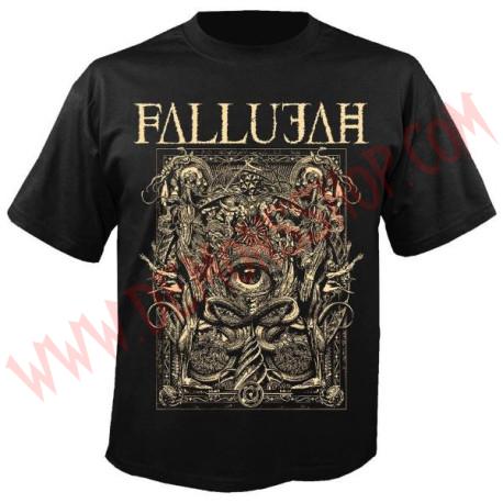Camiseta MC Fallujah