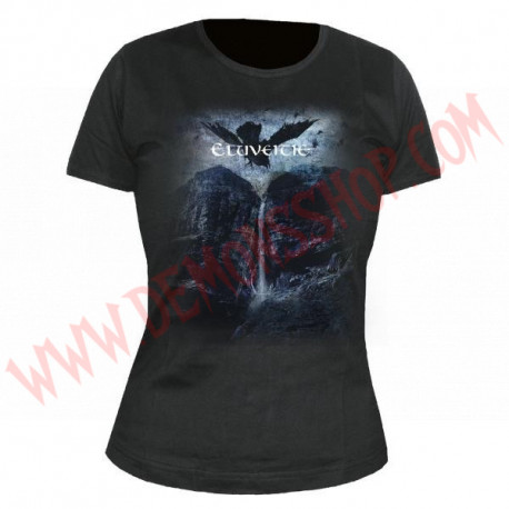 Camiseta Chica MC Eluveitie