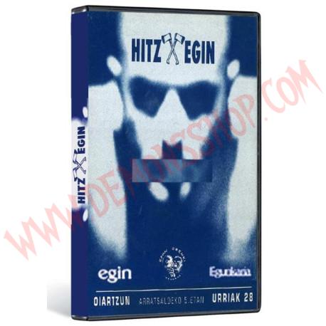 DVD Hitz Egin (Negu Gorriak)