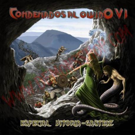 CD Condenados al Olvido VI (Especial Vitoria-Gasteiz)