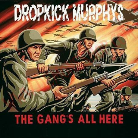 Vinilo LP Dropkick Murphys - The Gang's All Here