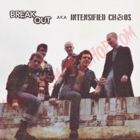 Vinilo LP Breakout – Breakout Aka Intensified Chaos
