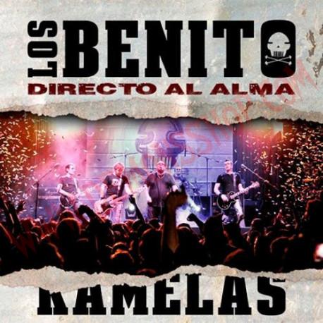 CD Los Benito - Directo al alma