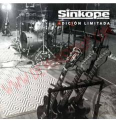 DVD Sinkope - Adiccion Limitada