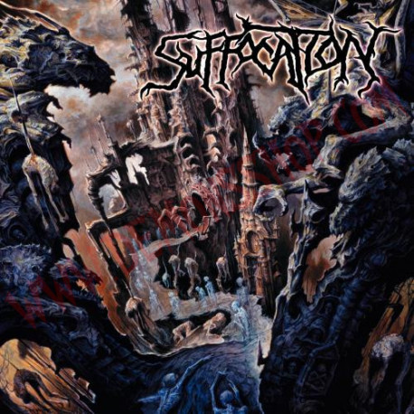 Vinilo LP Suffocation - Souls To Deny